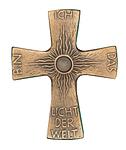 Licht der Welt Kommunionkreuz