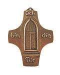 Tür Kommunionkreuz