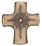 Perle Kommunionkreuz