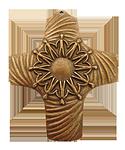 Hände Kommunionkreuz