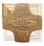 Leib Christi Kommunionkreuz
