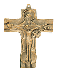 Gnadenstuhl Kommunionkreuz