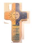 Kinderkreuz Sonne