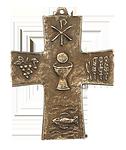 Kelch Kommunionkreuz