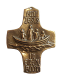 Boot (Exklusivmodell) Kommunionkreuz