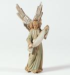 Tiroler Krippe: Engel