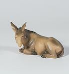 Tiroler Krippe: 1 Esel