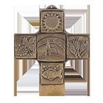 Kirche Kommunionkreuz