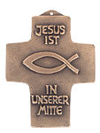 Jesus ist in unserer Mitte