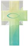 Acrylglaskreuz