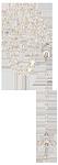 Rosenkranz Glas- Perle weiß