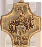 1 Jesus segnet uns - Neu 2019