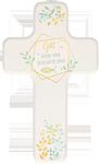 Kinderholzkreuz Gott segne und beschütze dich