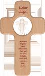 Kinderholzkreuz Lieber Engel