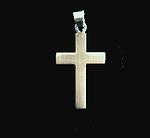 Kreuz Silber Schmuckanhänger
