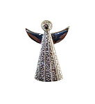 Engel Silber Schmuckanhänger