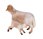 Ruco-Krippe: Schafgruppe