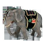 Ruco-Krippe: Elefant
