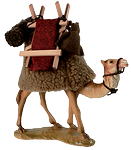 Ruco-Krippe: Kamel