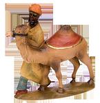 Treiber mit Kamel