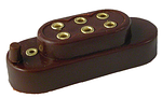 Batteriekappe mit Ein-/Aus-Schalter
