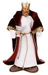 Ruco-Krippe: König
