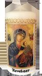 Kerze - Maria Immerwährende Hilfe