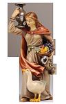 Hirtenfrau