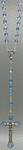 Rosenkranz Kristallperlen