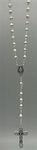 Rosenkranz Perlmuttdoppelperlen