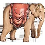 Fill-Krippe: Elefant