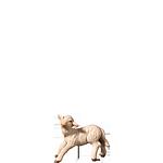 Fill-Krippe: Lamm