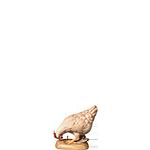Fill-Krippe: Henne