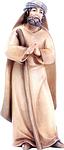 Hirte betend (lasiert)