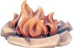 Feuer (coloriert)